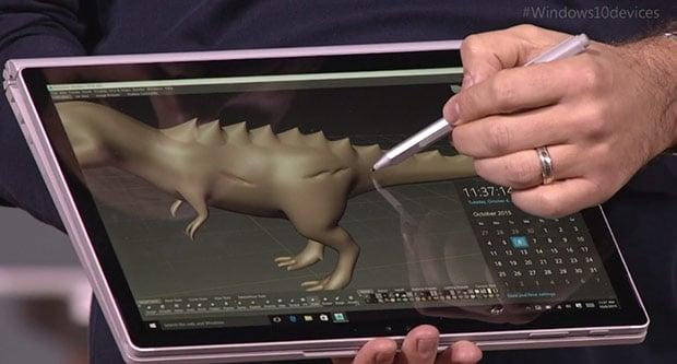 Panos Surface Book Demo