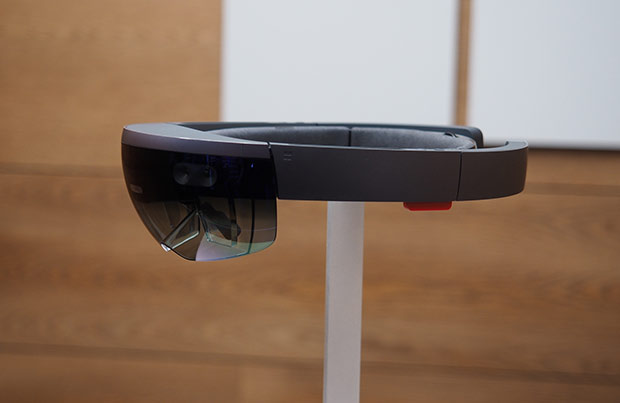 HoloLens Project Glasses