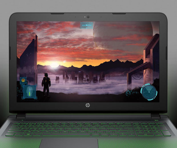 HP Pavilion Gaming Notebook 03