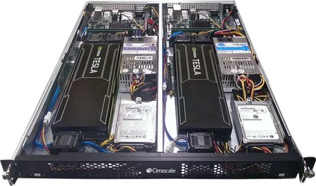 Cirrascale RM1905D ARM Development Server