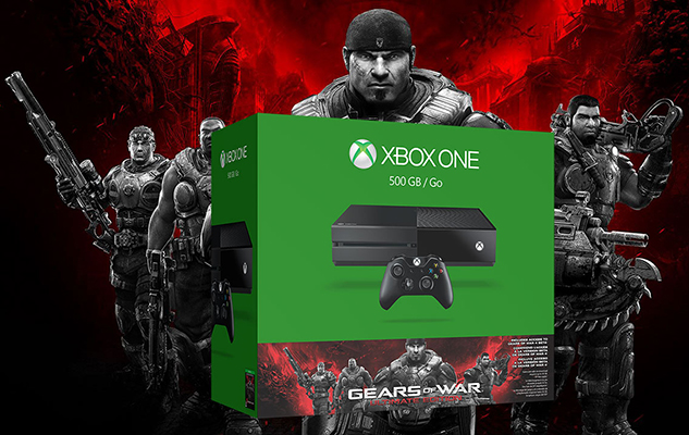 gears of war xbox one 1