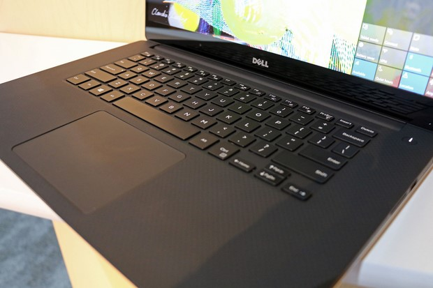 Dell XPS 15 Keyboard