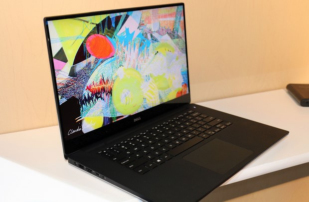 Dell XPS 15 Left Angled