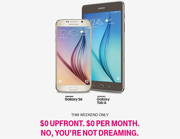 T-Mobile Galaxy Deal