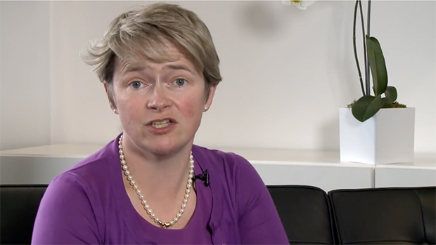 TalkTalk CEO Dido Harding