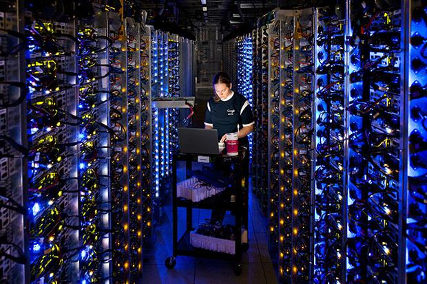 Google Servers
