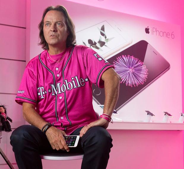 T Mobile Trolls Verizon Hq With Skywriting Verizon Vp Fires Back