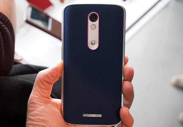 Motorola Droid Turbo 2 back