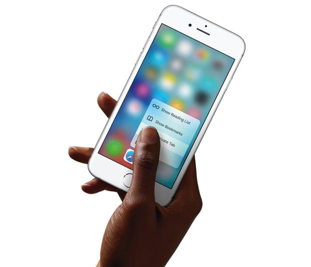 iPhone6s hand
