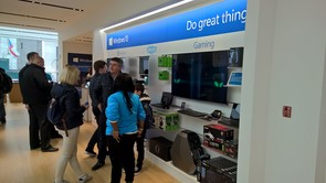 microsoft store tour 2nd 1