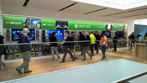 microsoft store tour 2nd 3