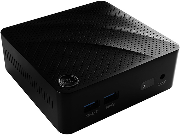 MSI Cubi N Is Silent Partner For Your Braswell-Fueled HTPC Needs