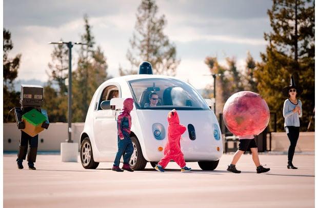 Google Sefl Driving Car