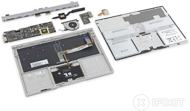 Surface Book Teardown Shows Diy Repair Nightmare Makes
