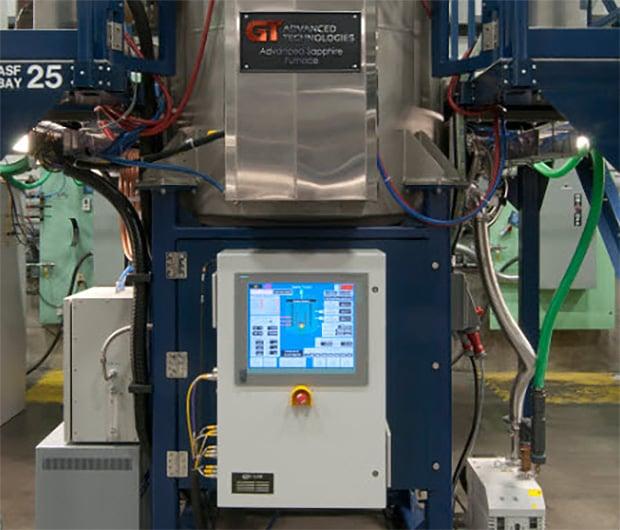 GT Advanced Technologies Furnace