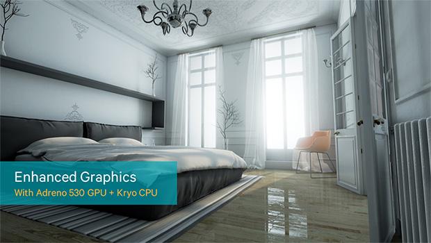 Qualcomm Snapdragon 820 Photorealistic
