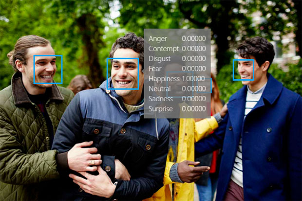 Microsoft Emotion Detection