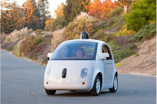 Google Prototype Self-Driving Car