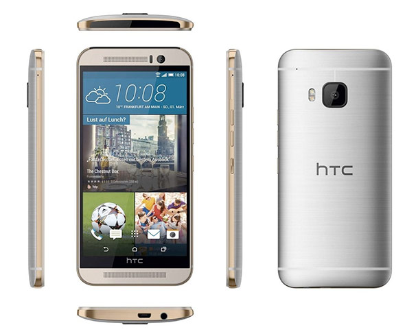 htc one m9 lead 590