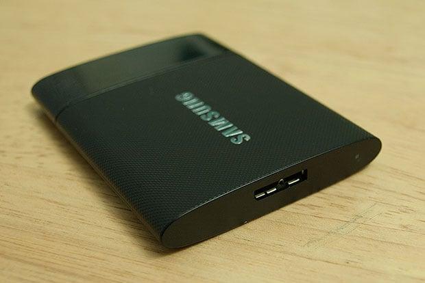 Samsung SSD T1 Port
