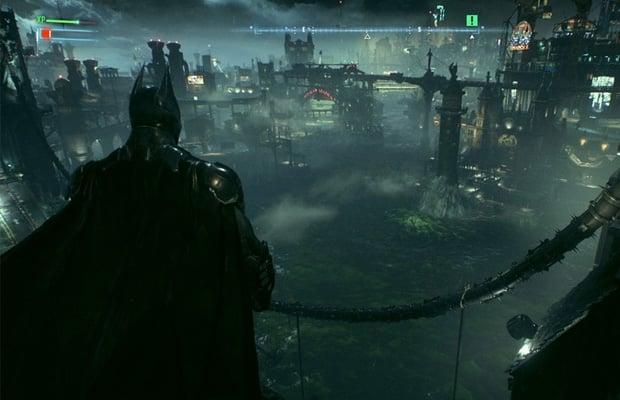 Batman: Arkham Knight Devs Cancel Support For NVIDIA SLI