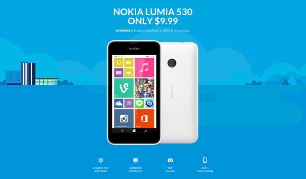 lumia 530 banner