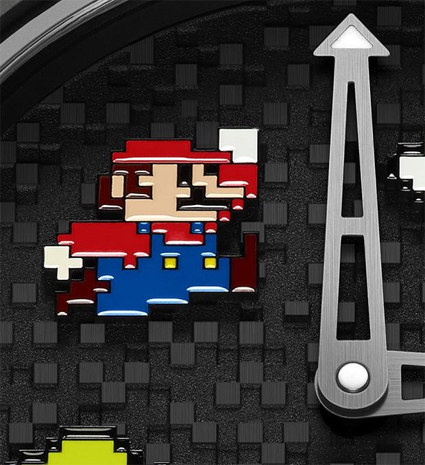 Super Mario Watch Jump