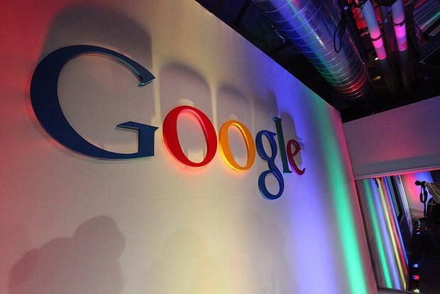 Google Wall