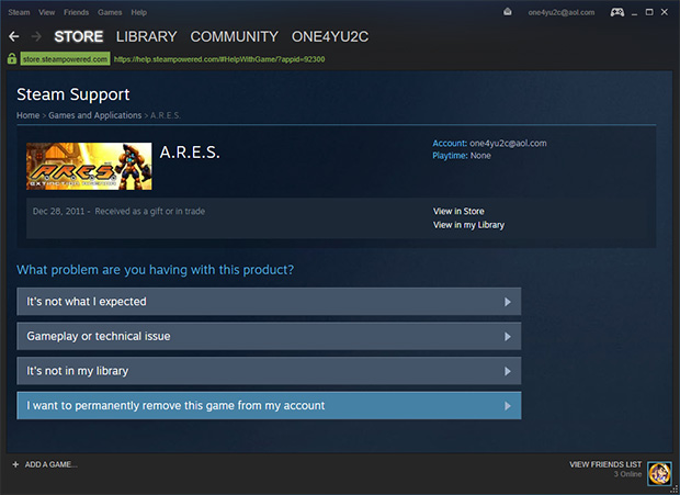 Here's How To Permanently Delete Games From Your Cluttered