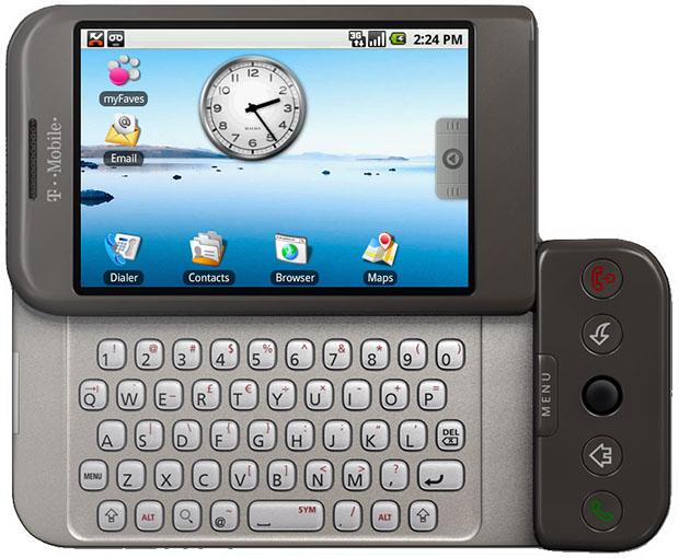 HTC Dream KB