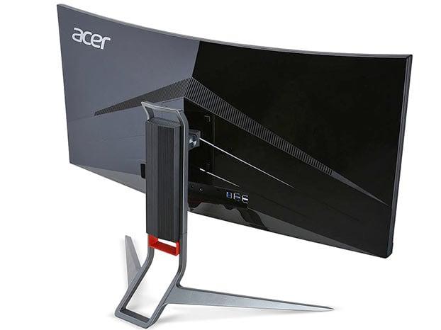 Acer Predator X34 Back