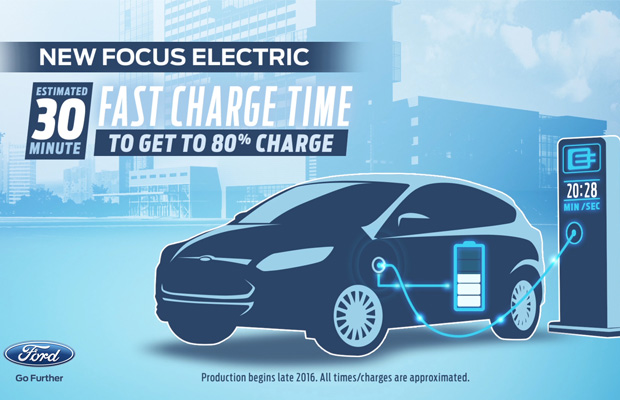 Ford Focus Fast Charge