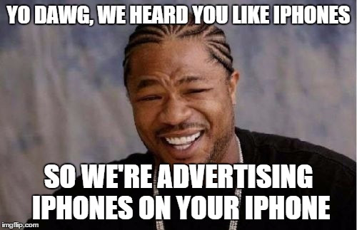 Apple iPhone Meme