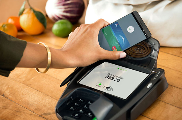 android pay banner