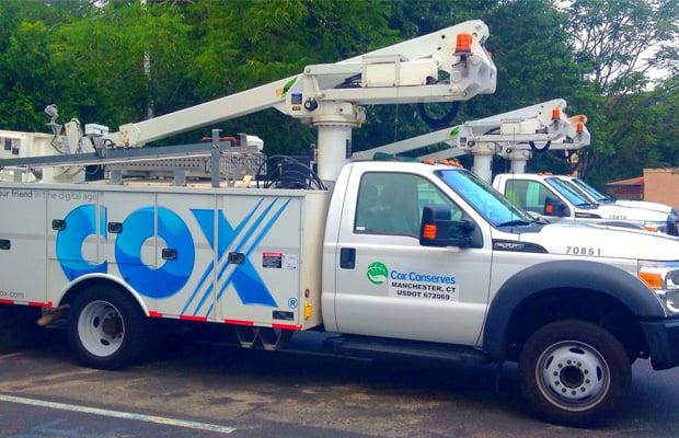 Cox Truck