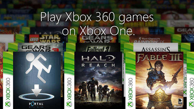 Xbox 360 Games On Xbox One