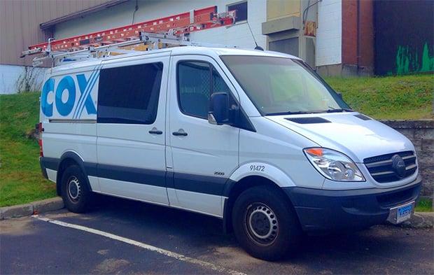 Cox Van