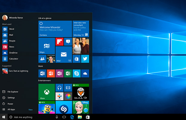 Microsoft Provides Product Key Granting Free Windows 10 Home To Pro