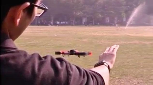 PVD drone 1