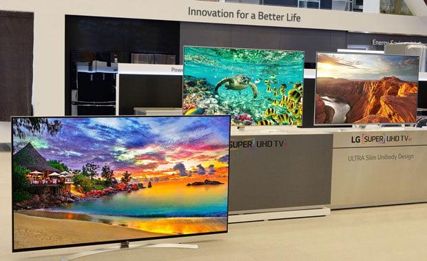 LG TVs 620px 86UH9550 65UH9500 65UH8500