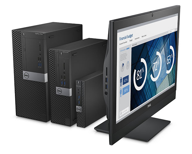 Dell OptiPlex family