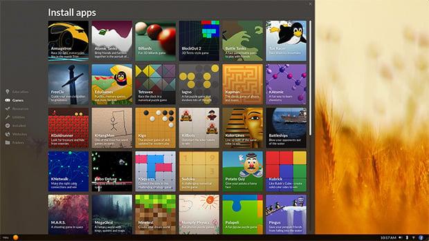 Endless Mini Apps