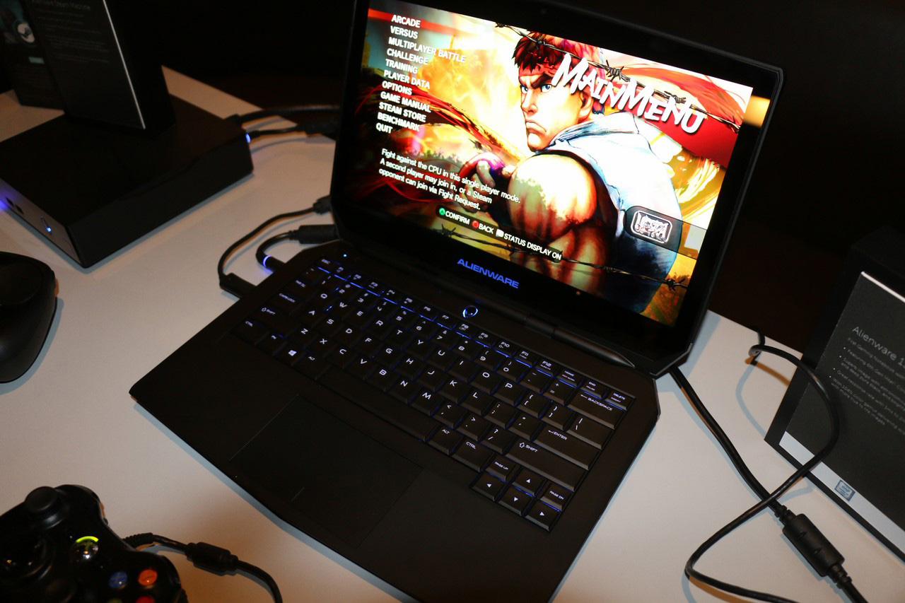 Dell Gives Alienware 13 A Dazzling OLED Upgrade, Makes Competition 'Red' With Envy