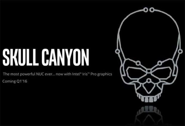 skull canyon