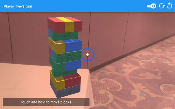 blocks project tango