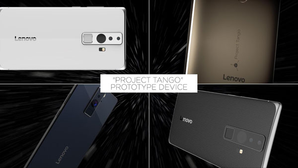 lenovo prototype project tango