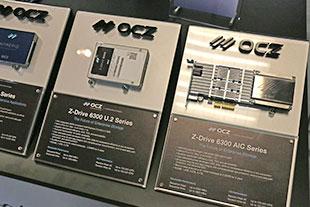 OCZ  Enterprise Class SSDs