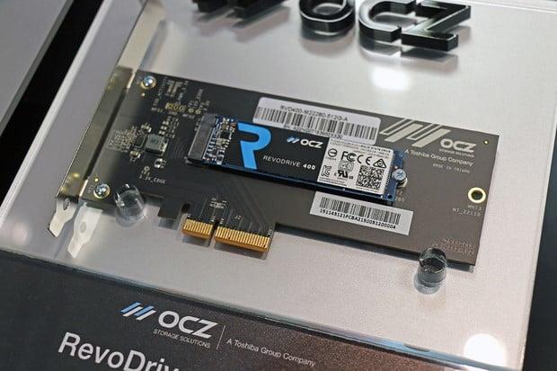 OCZ RevoDrive400 PCIe Card