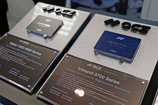 OCZ Saver And Intrepid SSDs