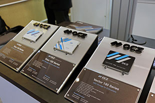 OCZ Trion And Vector SSDs